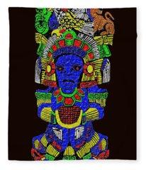 Shaman Fleece Blanket