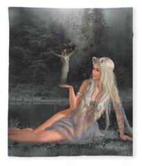 'shannathshima' Fleece Blanket