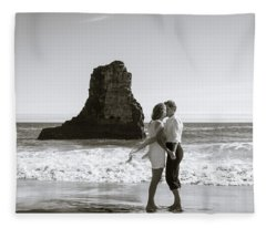 Sharing Dreams Fleece Blanket