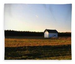 Shed Fleece Blanket