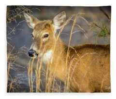 Shed.... Fleece Blanket