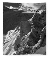 Sheer Alps Fleece Blanket