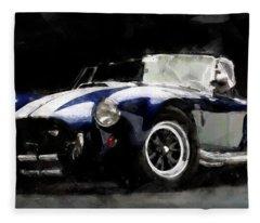 Shelby Cobra - 07 Fleece Blanket