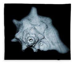 Shell Fleece Blanket