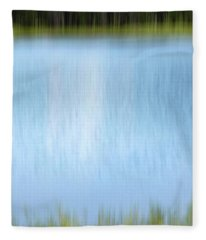 Shore To Shore Fleece Blanket