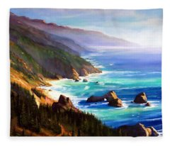Shore Trail Fleece Blanket