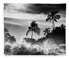 Shorebreak Fleece Blanket