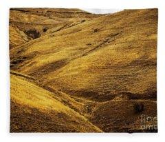 Shorelines Fleece Blanket