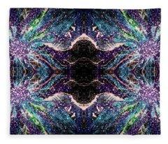 Shrifting Through The Parallel Universe #1369 Fleece Blanket