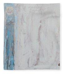 Shy Angel Fleece Blanket
