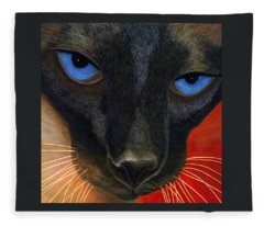 Siamese Fleece Blanket