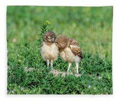 Sibling Love Fleece Blanket