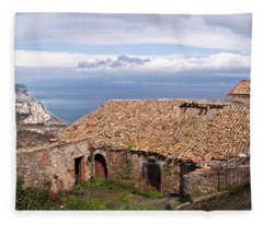 Sicilian Forgotten Sound Fleece Blanket