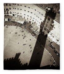 Siena From Above Fleece Blanket