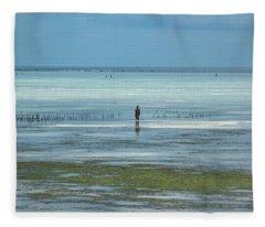 Silence Fleece Blanket