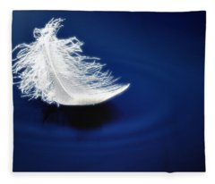 Silent Impact Fleece Blanket