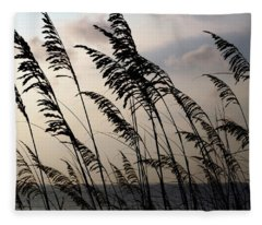 Silhouette Fleece Blanket