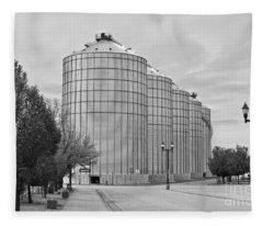 Silos Fleece Blanket