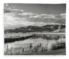 Silver Creek Fleece Blanket
