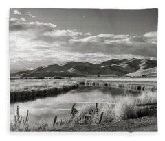 Silver Creek Fleece Blanket