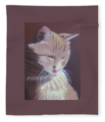 Simba, Best Cat. Fleece Blanket