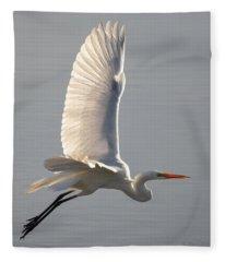 Simple Elegance Fleece Blanket