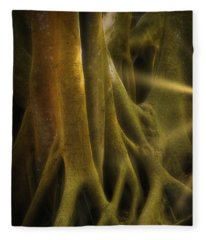 Sinews Fleece Blanket
