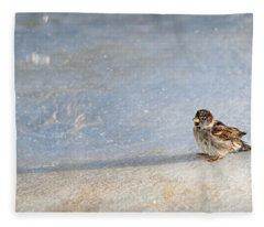 Singin In The Rain Fleece Blanket