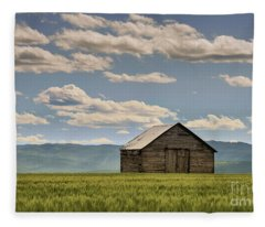 Singled Out Fleece Blanket