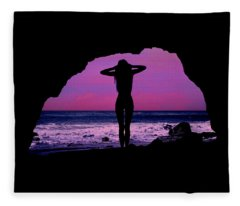 Siren Song Fleece Blanket