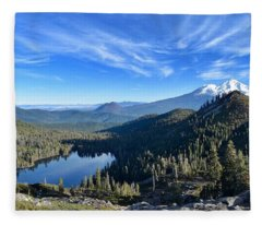 Siskiyou Beauty Fleece Blanket
