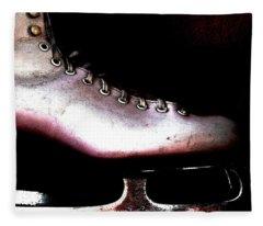 Skate On Fleece Blanket