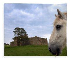 Skipness Castle Fleece Blanket