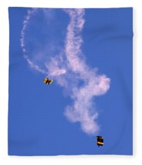 Sky Divers Fleece Blanket