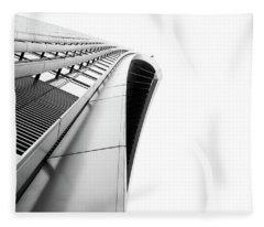 Skygarden Exterior London Fleece Blanket