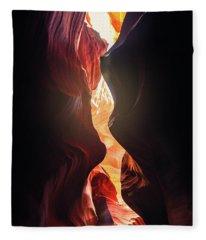 Skylight Fleece Blanket