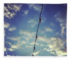 Skylights Fleece Blanket