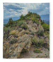Skyline Ridge Fleece Blanket