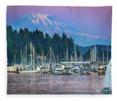 Sleeping Giant Fleece Blanket