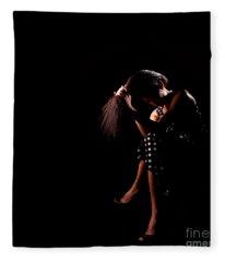 Slipping Through Her Fingers 1284664 Fleece Blanket
