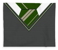 Slytherin Fleece Blanket