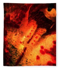 Smaug Fleece Blanket