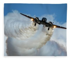 Smokin Fleece Blanket