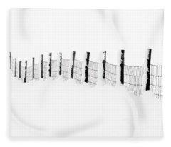 Snow Line Fleece Blanket