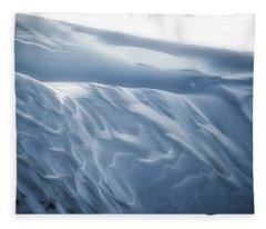 Snowy Days Fleece Blanket