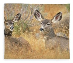 So Much For Your Secret Place... Fleece Blanket