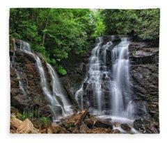 Soco Falls Fleece Blanket