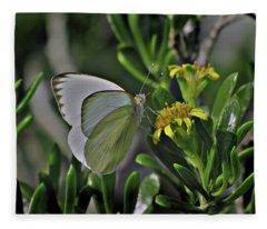 Soft As A Leaf Fleece Blanket