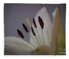 Soft Lily Fleece Blanket