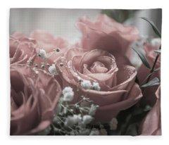 Softness Of Love Fleece Blanket